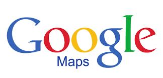 Mappa Google Maps Linee Km per Scuola campi